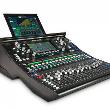 Audioapparatuur van Van Duijnhoven AV
